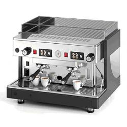Espressor cafea electronic cu doua grupuri