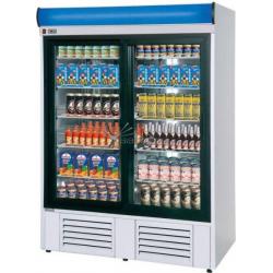 Vitrina frigorifica verticala 1400lt.